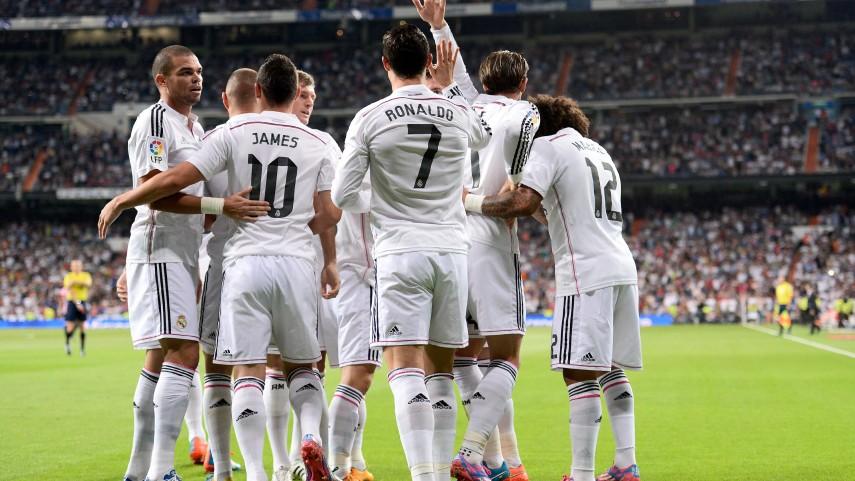 Cristiano y Benzema se alían para ganar al Athletic