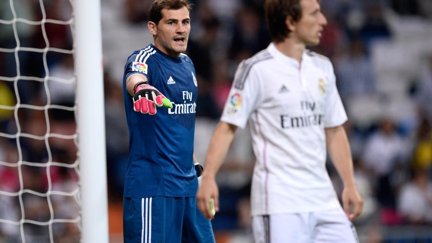 Casillas y Bravo, nominados al 'FIFA FIFPro World XI 2014'