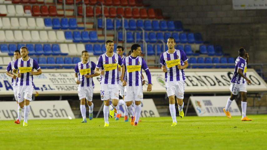 Bergdich mantiene al Valladolid en lo más alto