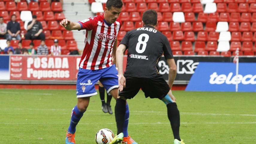 El Sporting se mantiene invicto en la Liga Adelante
