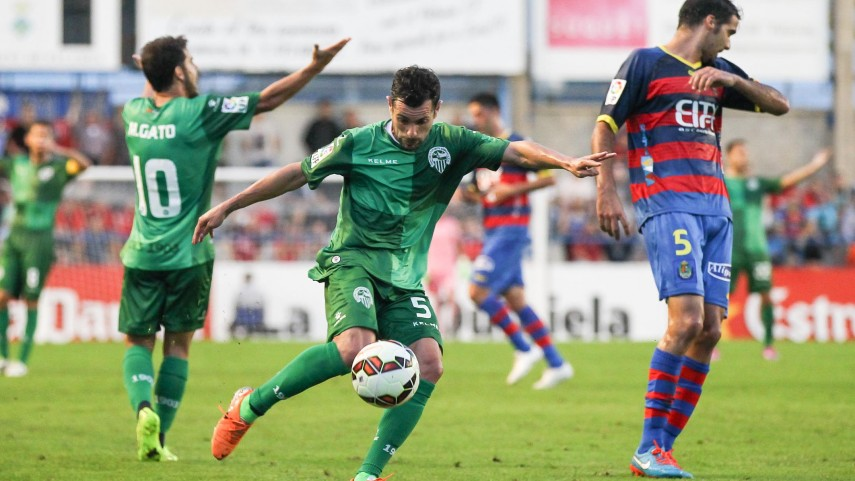 El Sabadell pierde a Cristian entre cuatro y seis semanas