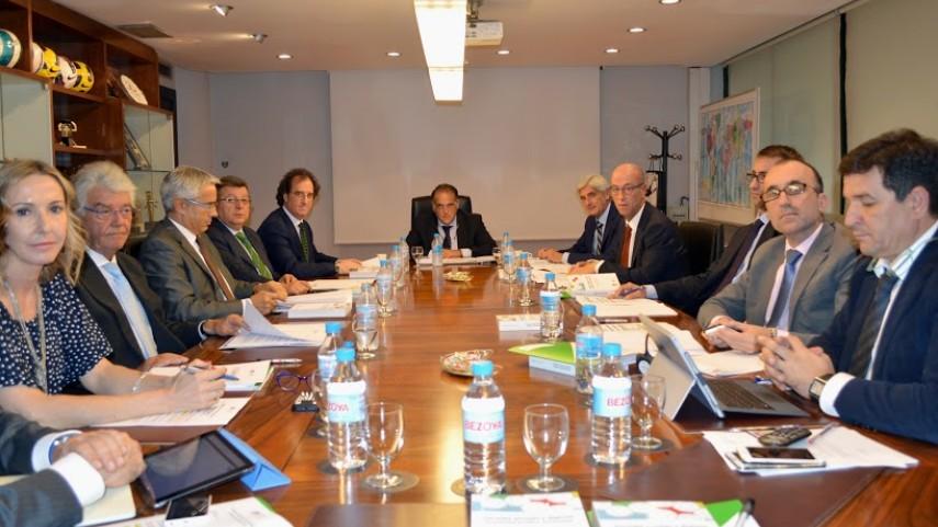 La FFP celebró la Junta General Ordinaria