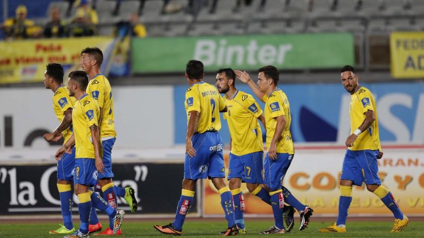 Las Palmas, último clasificado para dieciseisavos de la Copa del Rey