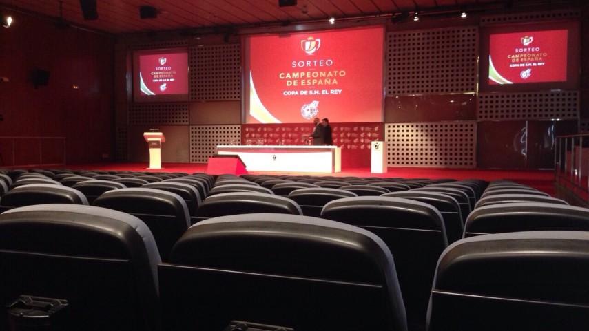 El sorteo de Copa del Rey 2014-2015, en directo por LFP.es