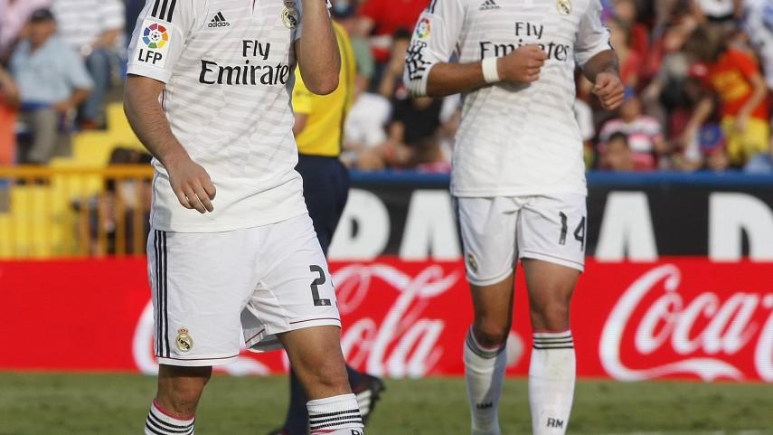 El Real Madrid no cambia el guión