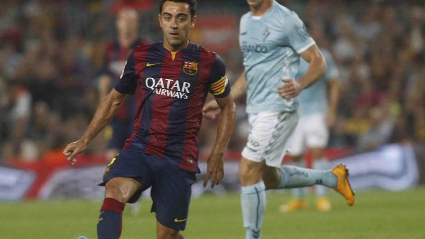 El Barcelona continúa en estado de gracia