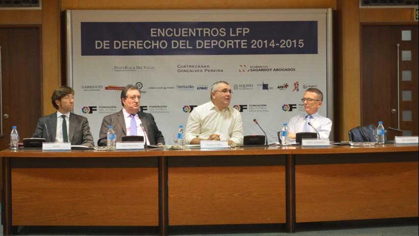 III Encuentro LFP de Derecho del Deporte