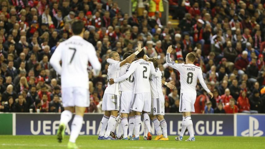 Sólidas actuaciones del Real Madrid y el Atlético