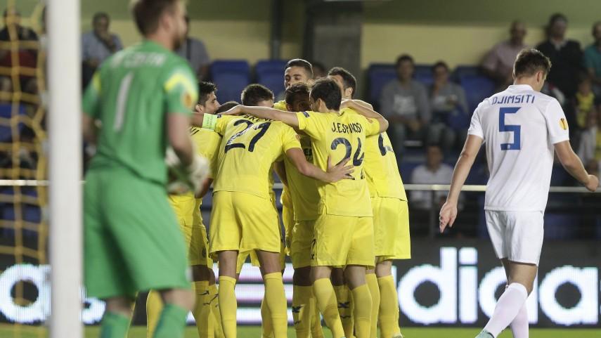 Sevilla y Villarreal siguen triunfando en la Europa League