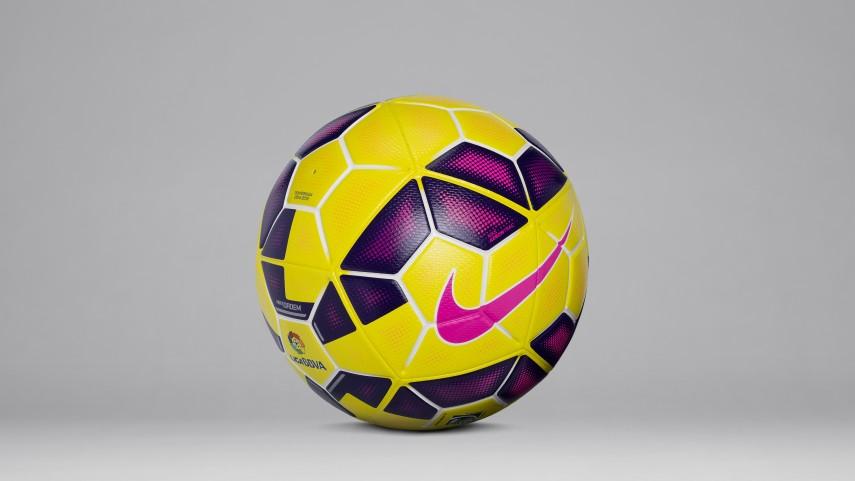 La Liga BBVA estrena el balón de invierno Nike Ordem Hi-Vis