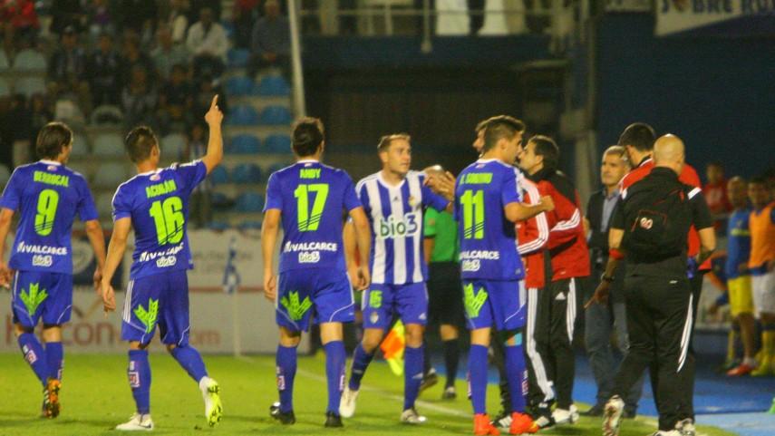 Empate a buen fútbol en El Toralín