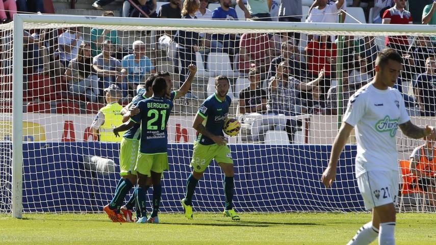 El Valladolid suma y sigue