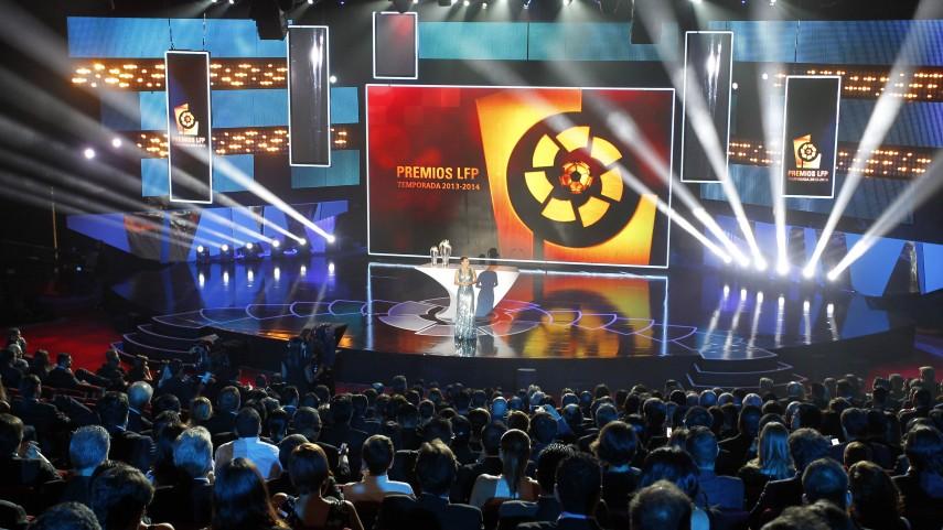 Vuelven los #PremiosLaLiga