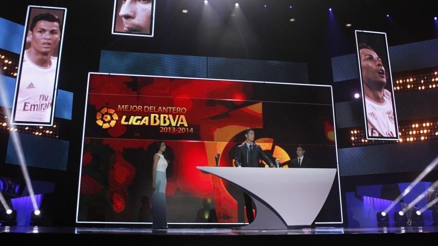 TVE emitirá la gala de los #PremiosLaLiga