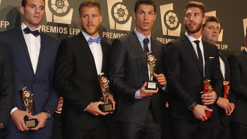Así se eligieron los ganadores de la 'Gala de los Premios LFP 2014'