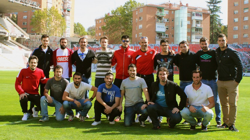 Estudiantes del Sports Management Institute LFP-UCAM visitaron al Rayo