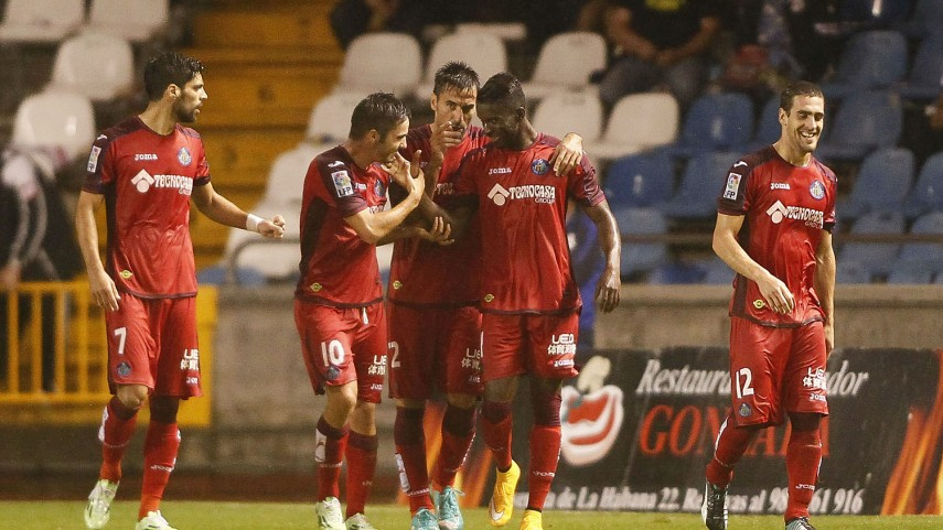 Getafe take the spoils in the Riazor