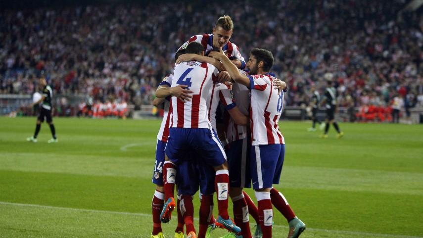 Tarde de goles en el Calderón