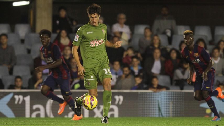 El Sporting renueva a Pablo Pérez
