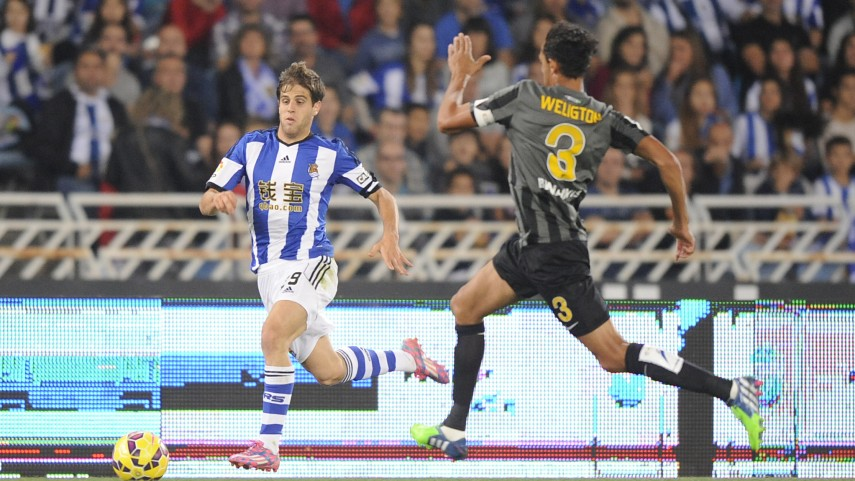 Pablo Hervías, jugador de Osasuna hasta final de temporada