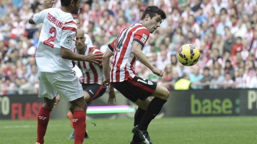 El Athletic pone fin a la racha del Sevilla