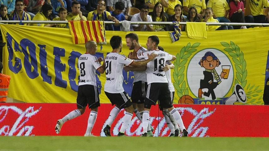 Mustafi catapulta al Valencia hasta la segunda plaza