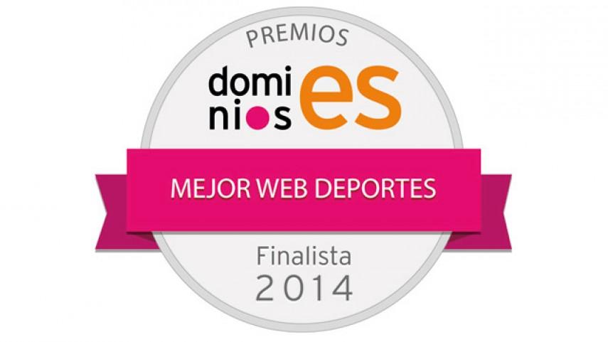 LFP.es, finalista a la Mejor Web de Deportes de los premios 'Dominios.es'