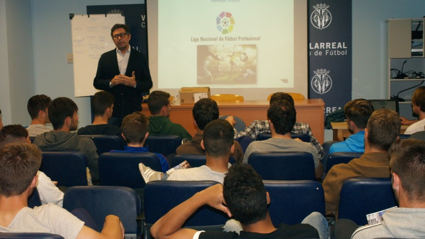 Los talleres de integridad de la LFP llegan a Villarreal