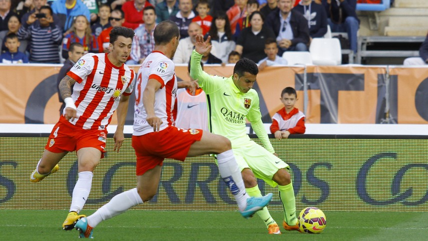El FC Barcelona rompe su mala racha