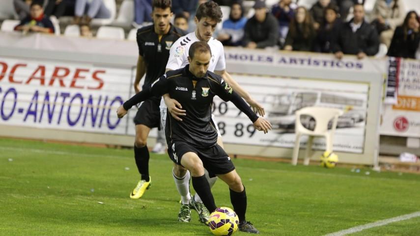 César Díaz resuelve ante el Leganés