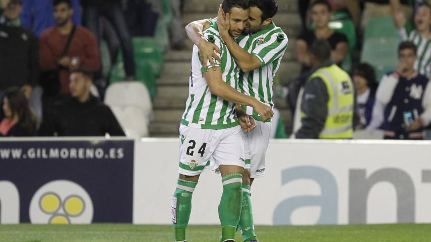 Rubén Castro hace historia con una victoria