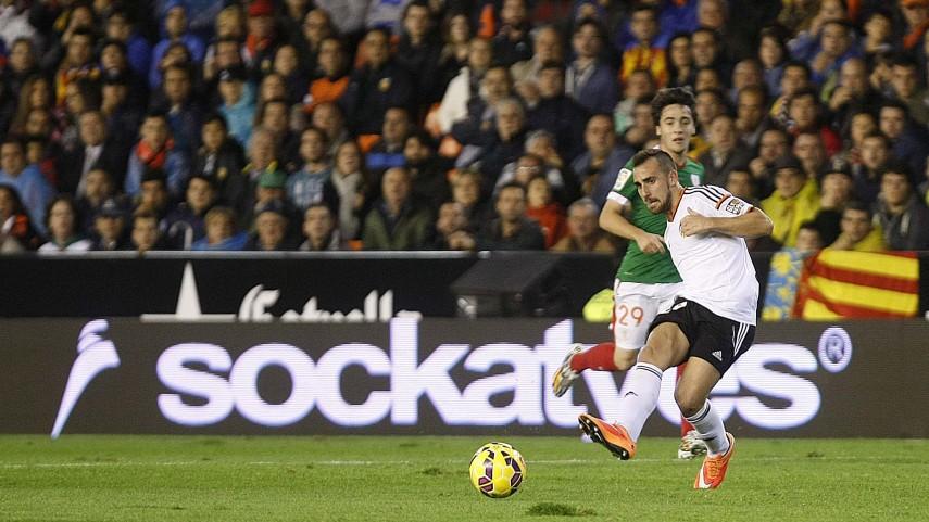 Fútbol sin goles en Mestalla