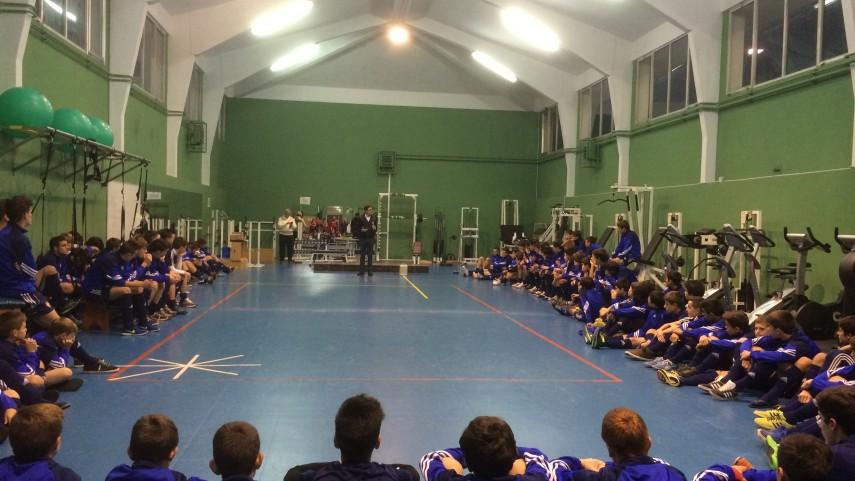 Osasuna y Zaragoza presenciaron los talleres de integridad de la LFP