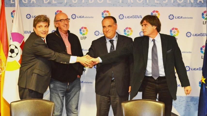 Acuerdo por la protección audiovisual del fútbol