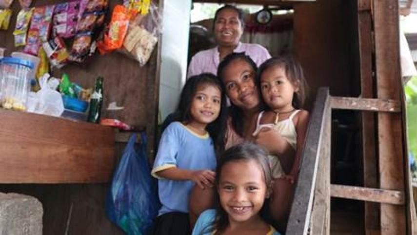 'Champions for Life', una mano más en la recuperación de Filipinas