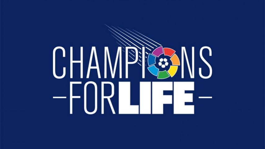 Camacho y Pantić serán los entrenadores en el II Champions for Life