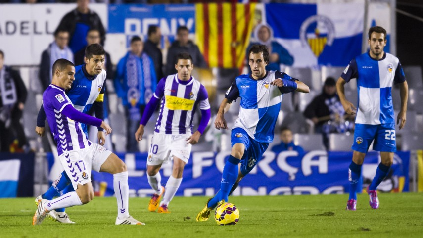 Fútbol sin goles en la Nova Creu Alta