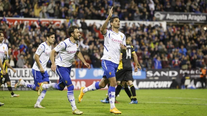Pedro Sánchez rescata un punto ante el Betis