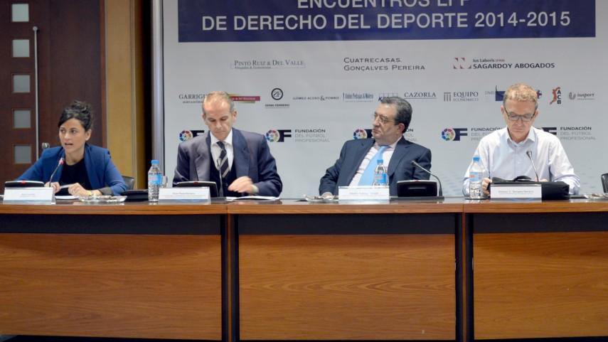 IV Encuentro LFP de Derecho del Deporte