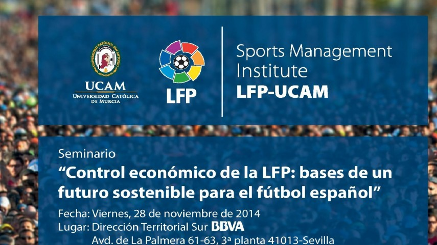 El Sports Management Institute LFP-UCAM llega a Sevilla