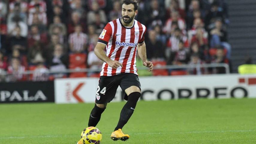 El Athletic renueva a Aduriz y Balenziaga