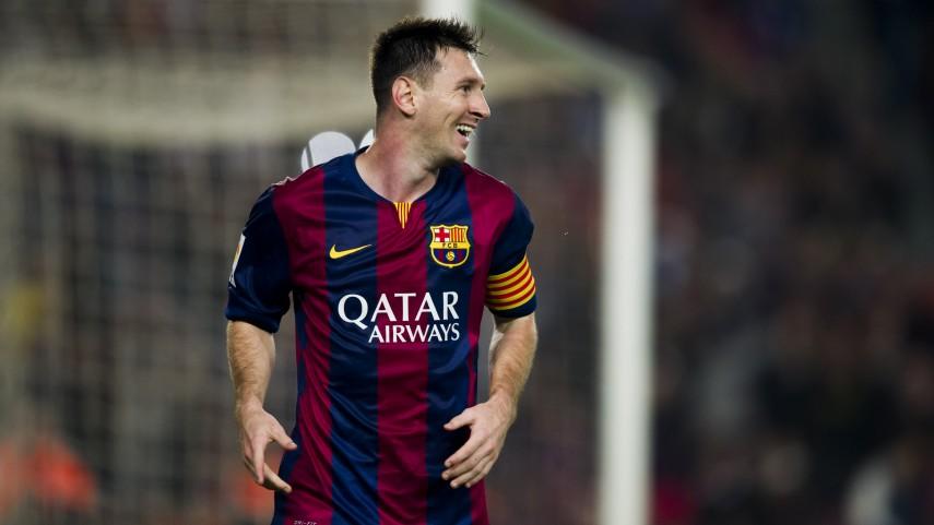 Messi recibirá el Trofeo LFP al máximo goleador de la historia de la Liga