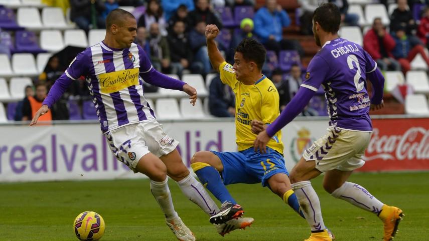 Tercer play-off para Valladolid y Las Palmas