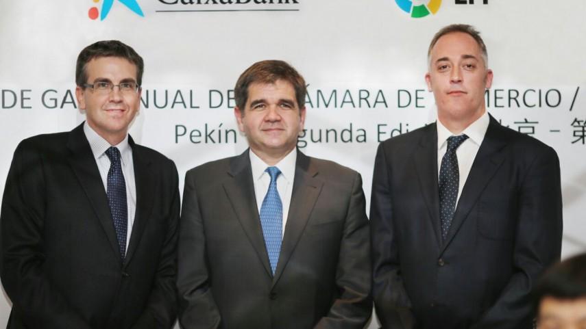 Nuevo encuentro entre la LFP y empresarios de España en China