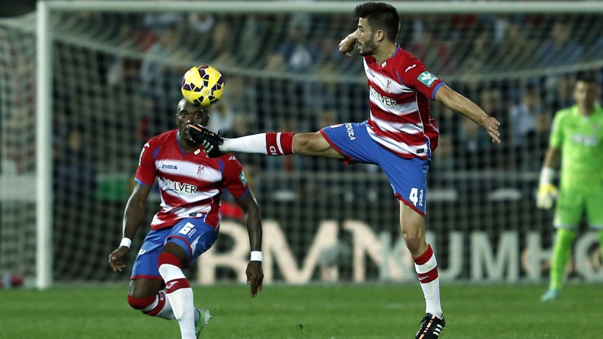 Al Granada sólo le faltó el gol ante el Almería