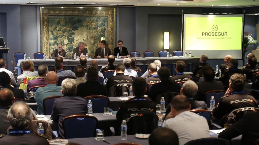 LFP, Aficiones Unidas y Policía clausuraron el I Seminario Nacional de Seguridad e Integridad