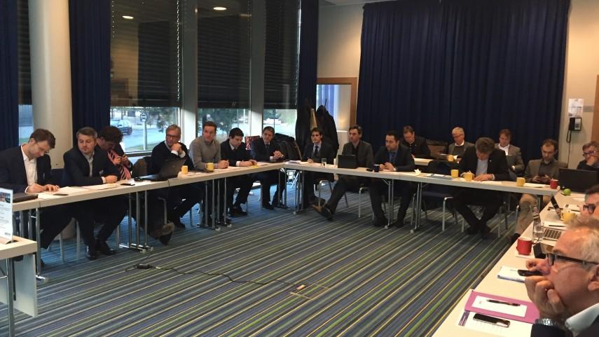 La LFP, en un taller de la EPFL