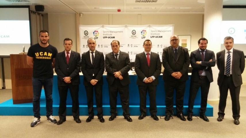 El control económico de la LFP, a debate en Sevilla