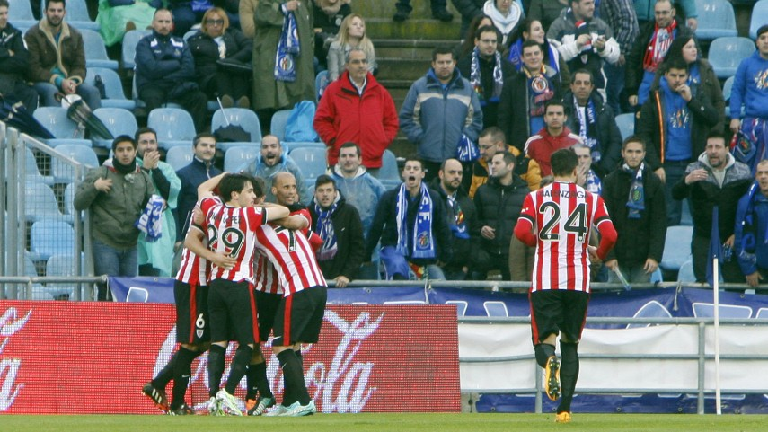 El Athletic sigue su escalada