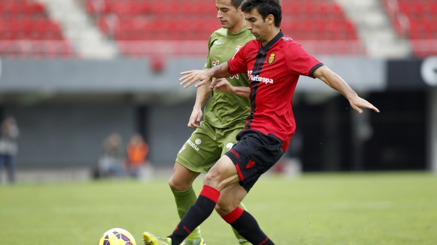 Bernardo frena al Mallorca